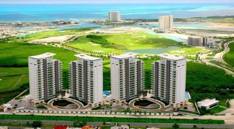 Puerto Cancún Apartment for Sale scene image 0