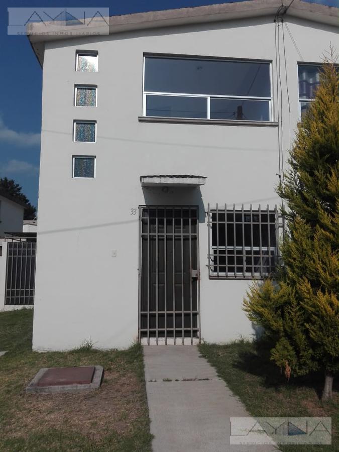 Foto Casa en Renta en  Pueblo La Trinidad Tepehitec,  Tlaxcala  4ta. Privada Nogal Lote 33, Fracc. Bosque Real, en Calle Cenobio Aguilar No. 11, La Trinidad Tepehitec, Tlaxcala, Tlax., C.P. 90115