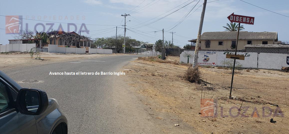 Foto Terreno en Venta en  Ancon,  Santa Elena  VENDO TERRENO ANCON 1250 m2
