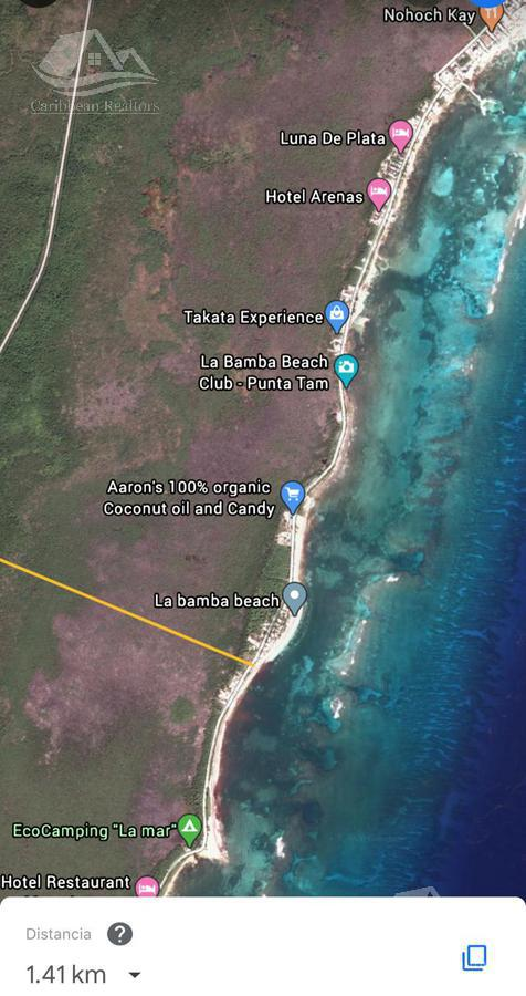 Picture Land in Sale in  Mahahual,  Othón P. Blanco  Mahahual
