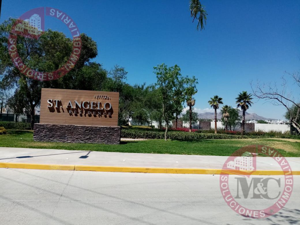 Foto Terreno en Venta en  Aguascalientes ,  Aguascalientes   ST.  Angelo  Residence