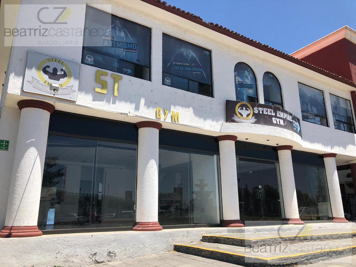 Foto Local en Renta en  La Moraleja,  Pachuca  EDIFICIO COMERCIAL BLVD COLOSIO, PACHUCA