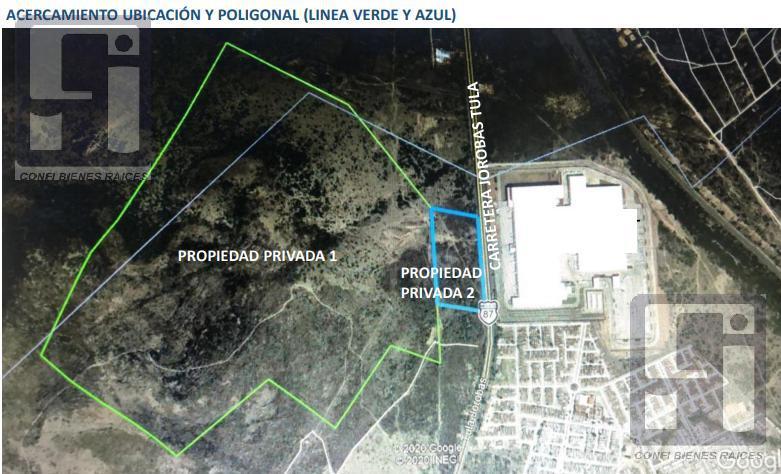 Foto Terreno en Venta en  Santa Teresa,  Huehuetoca  Terreno Industrial en Venta Huehuetoca Estado de Mexico