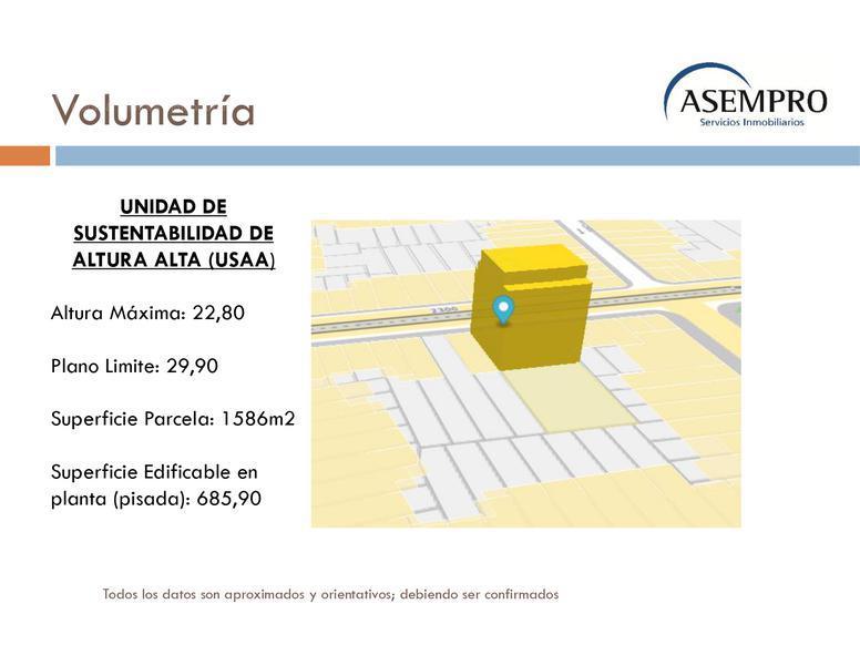 Foto Terreno en Venta en  Parque Patricios ,  Capital Federal  GARAY al 2300
