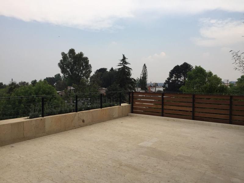 Foto Departamento en Venta en  Lomas de Tecamachalco,  Naucalpan de Juárez  En Venta departamento Nuevo de Lujo en Tecamachalco