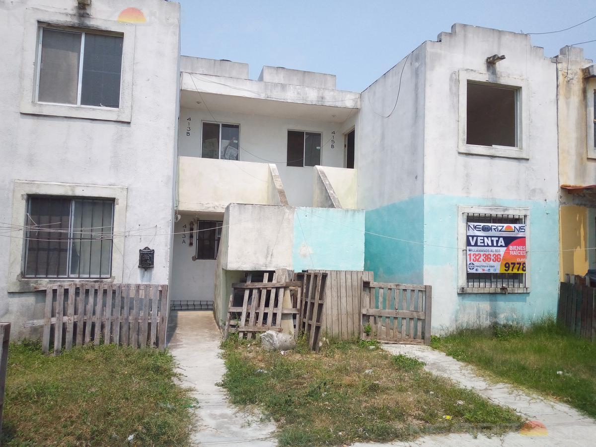 Foto Departamento en Venta en  Altamira ,  Tamaulipas  Departamento en Planta baja en Las Haciendas II, Altamira, Tamps.