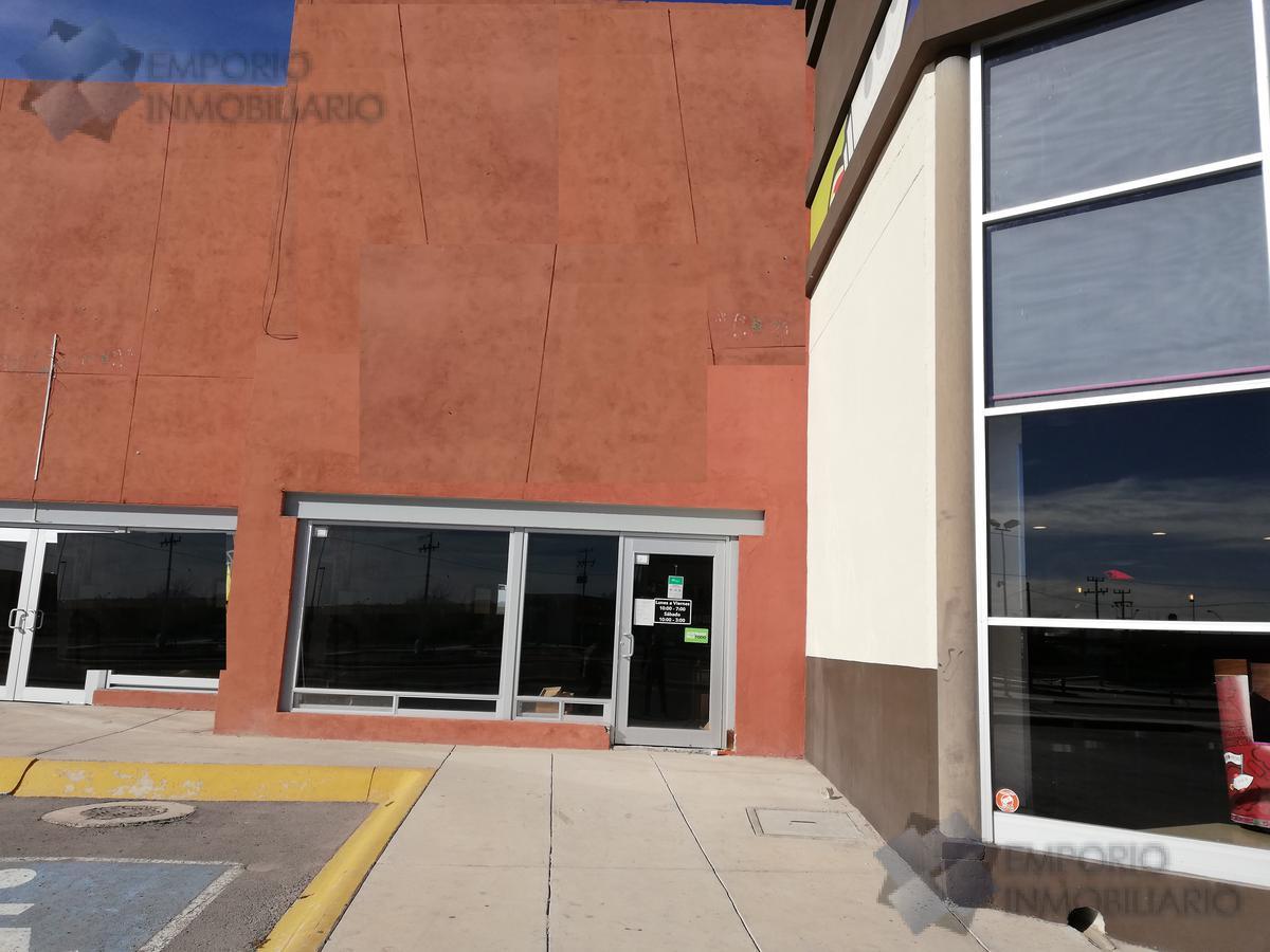 Foto Local en Renta en  Quintas Carolinas,  Chihuahua  Local Renta Plaza Real de Potreros $9,500  IVA Susaco ECA2