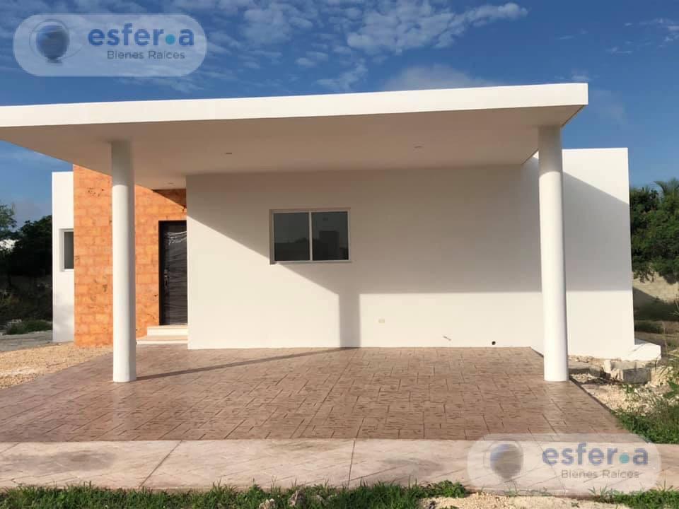 Foto Casa en Venta en  Pueblo Dzitya,  Mérida  CASA EN VENTA VILLAS SAMSARA DZITYA.