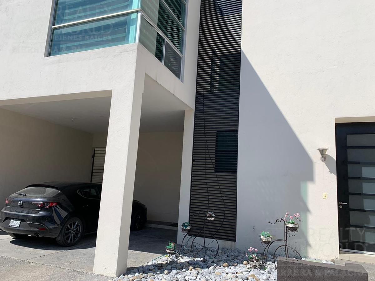 Foto Casa en Renta en  Bosques del Vergel,  Monterrey  Casa renta Carretera Nacional - Bosques del Vergel