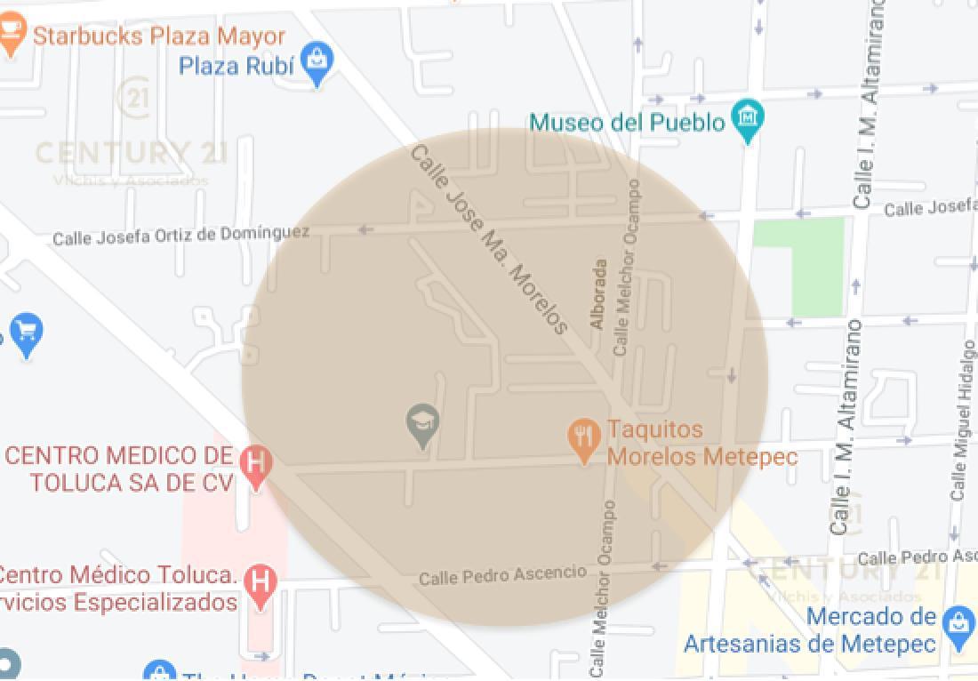Foto Edificio Comercial en Venta en  Coaxustenco,  Metepec  Venta de Edificio con Negocio comercial  zona de Galerías Metepec en Funcionamiento