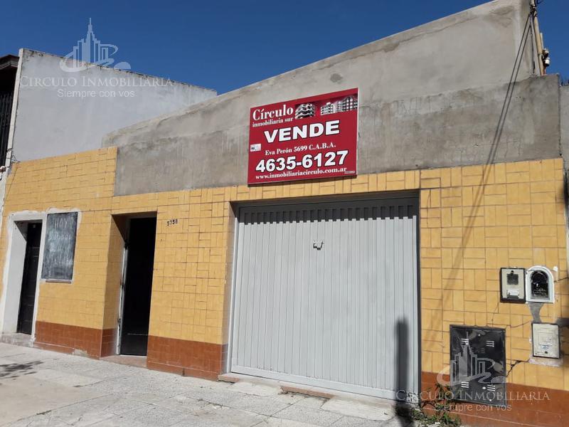 Foto Casa en Venta en  Mataderos ,  Capital Federal  Francisco Bilbao  al 5700