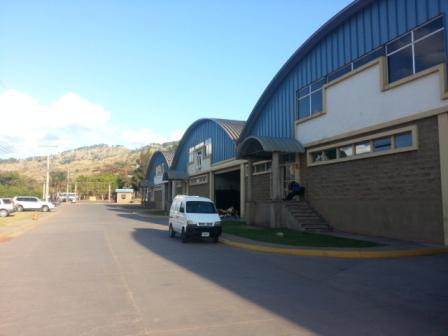 Foto Bodega Industrial en Renta en  El Sitio,  Distrito Central  Bodega Industrial En Renta Tegucigalpa
