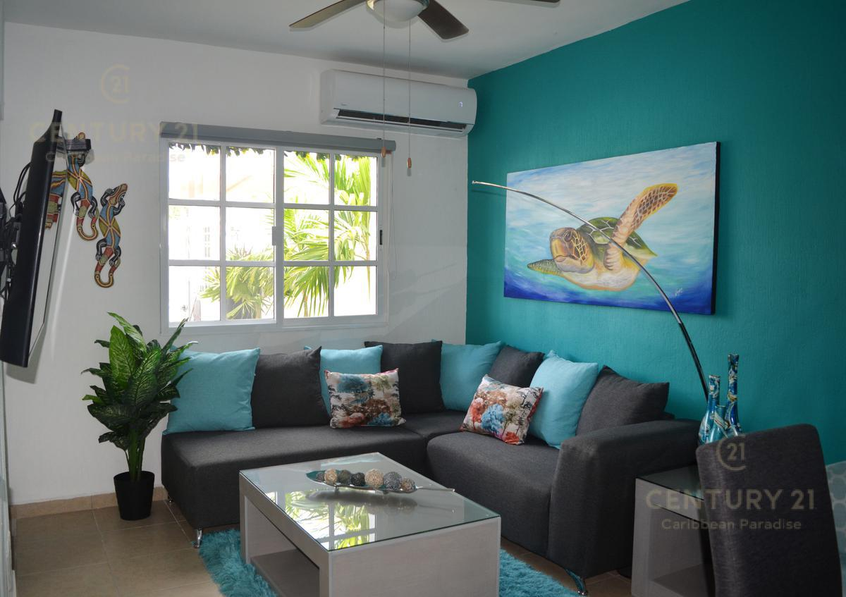 Foto Casa en Renta en  Playa del Carmen ,  Quintana Roo  Hermosa Casa en Renta lista para habitar en Los Olivos  Playa Del Carrmen P2920