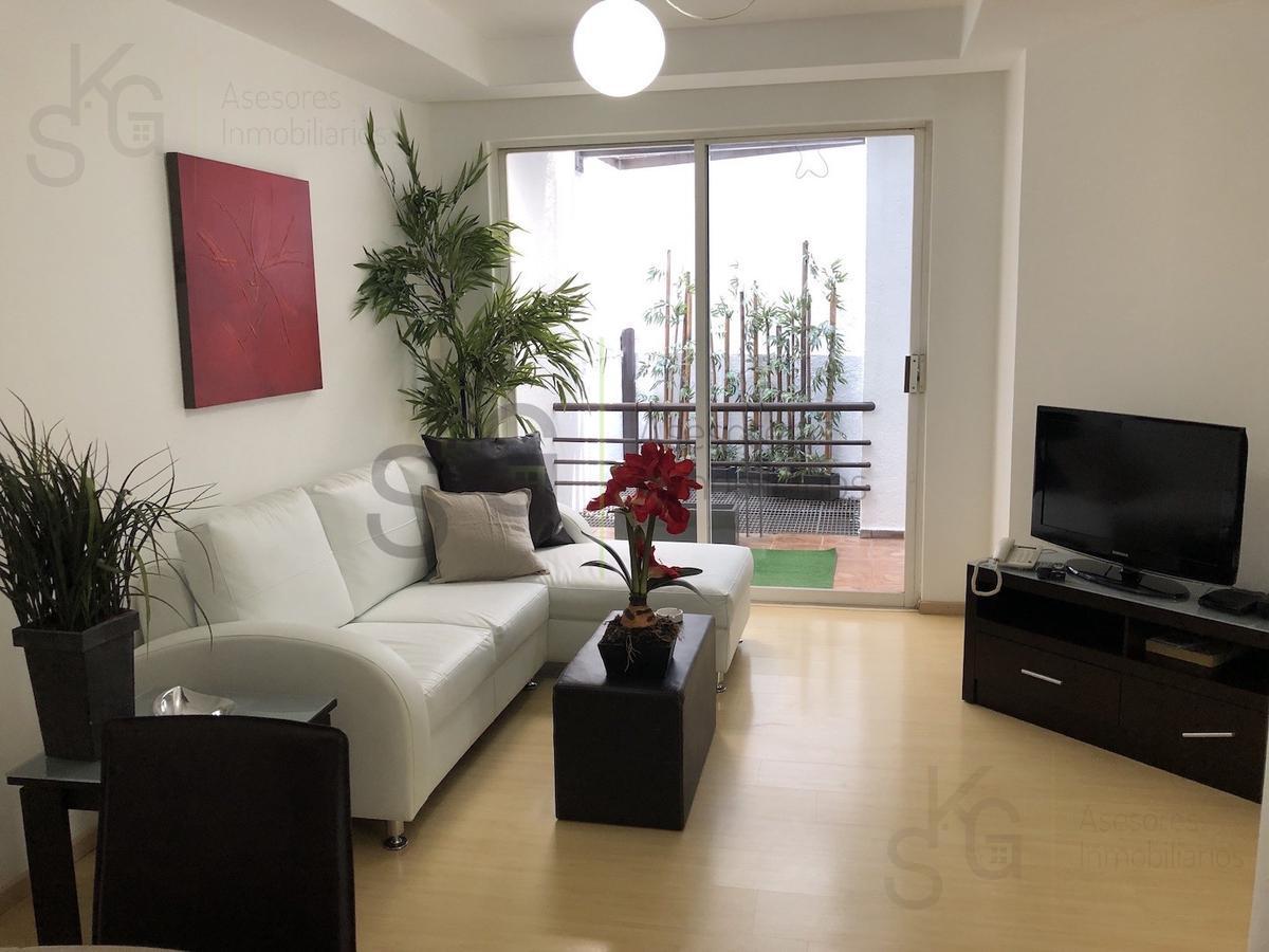 Foto Departamento en Renta en  Polanco,  Miguel Hidalgo  SKG Asesores Inmobiliarios renta departamento amueblado de 80m2 en Polanco