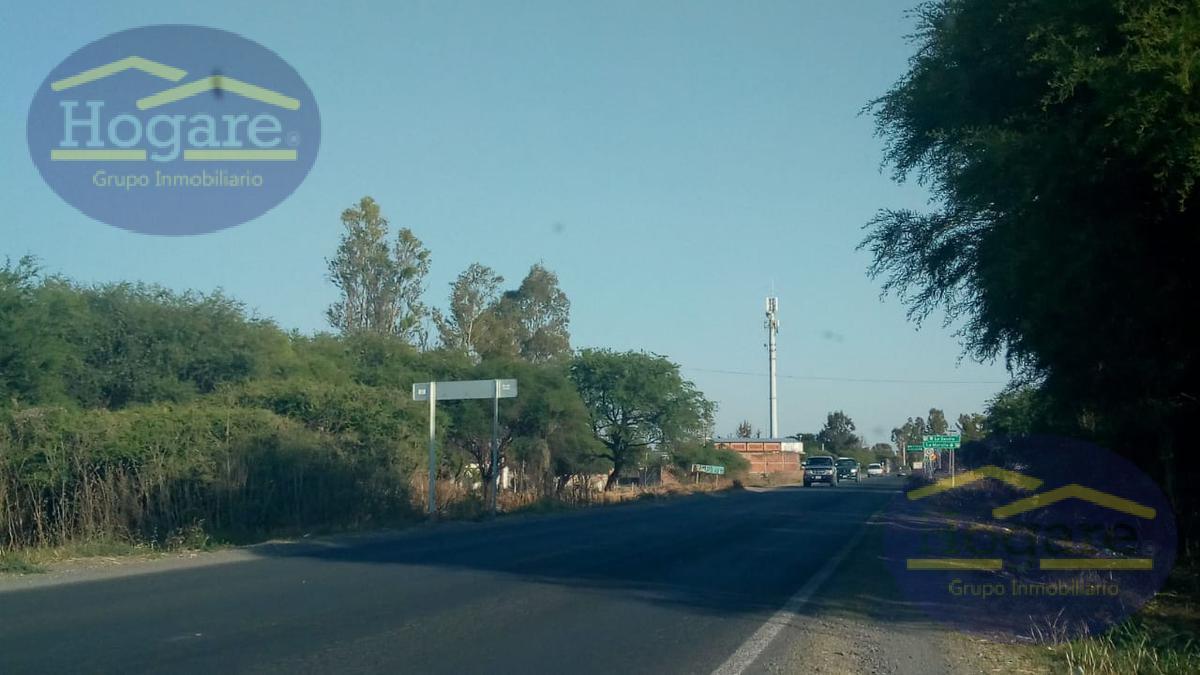 Terreno Comercial en Renta, sobre carretera León - Cuerámaro, en la Sandía