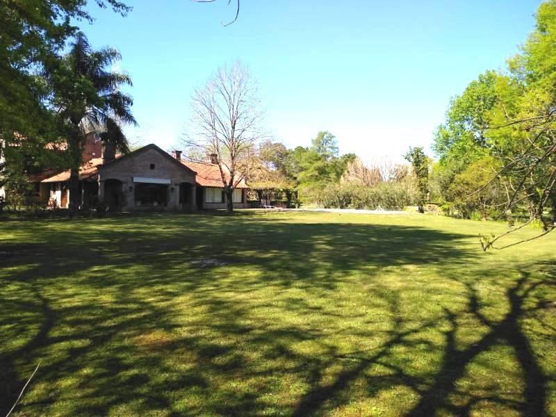 Foto Casa en Alquiler temporario en  Chacras De Murray,  Countries/B.Cerrado (Pilar)  LINDÍSIMA CASA ESTILO CAMPO EN VENTA EN CHACRAS DE MURRAY