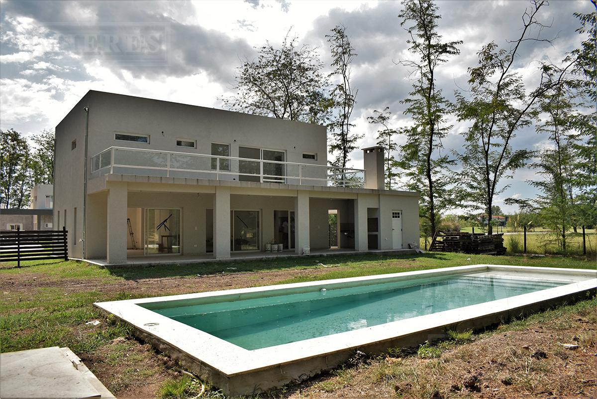 Casa a estrenar  en Estancias del Pilar - Estancias Golf
