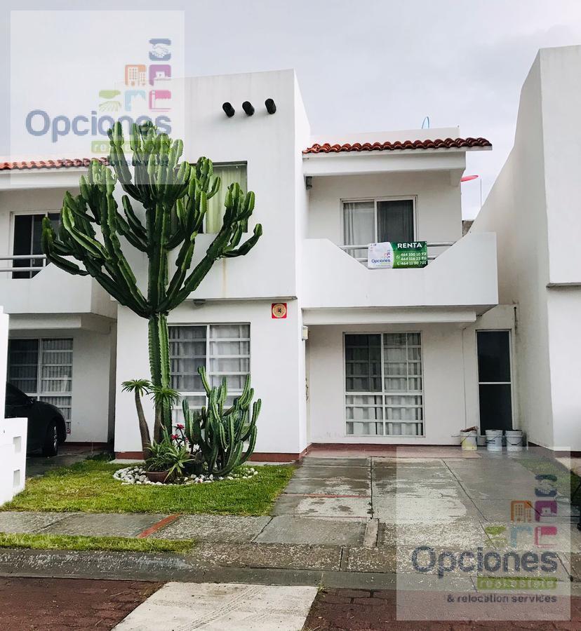 Foto Casa en Renta en  Villa San Pedro,  Salamanca  Villa San Pedro ll sección