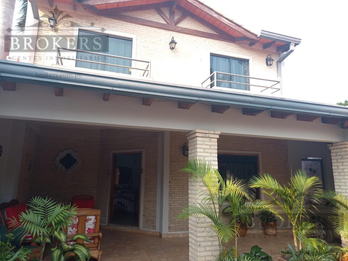 Foto Casa en Venta en  4to. Barrio,  Luque  VENDO CASA 4 DORMIT. DOS PLANTAS,  4TO BARRIO,LUQUE