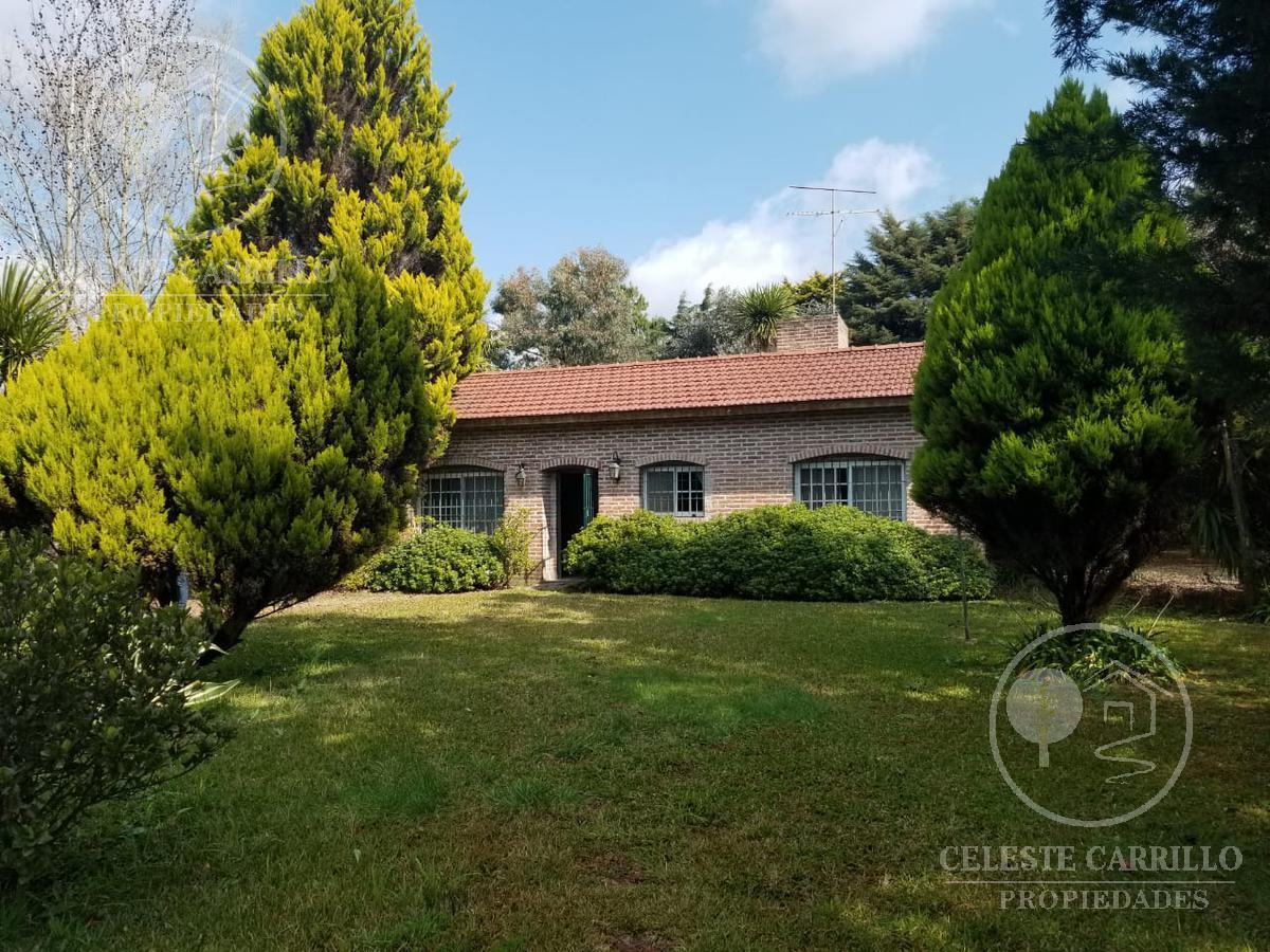 Foto Casa en Alquiler temporario en  La Verdad,  Capilla Del Señor  Colectora ruta 39