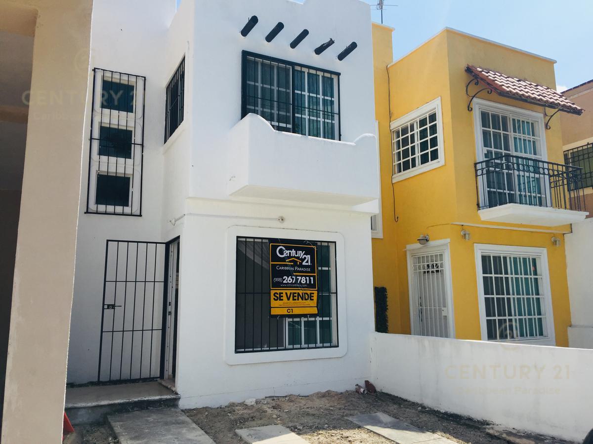 Foto Casa en Venta en  Supermanzana 316,  Cancún  CASA EN VENTA EN CANCUN GRAN SANTA FE I C2474