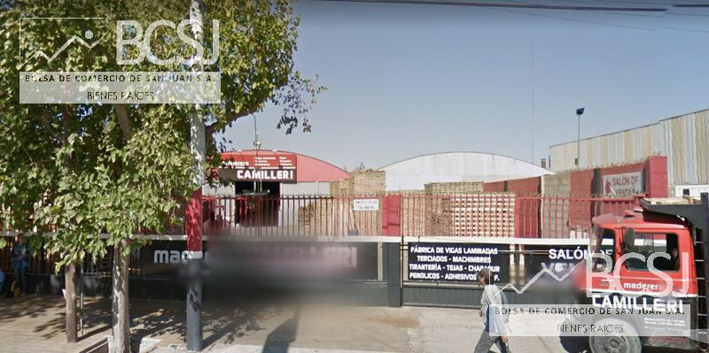 Foto Local en Alquiler en  Capital ,  San Juan  Mendoza al 2100