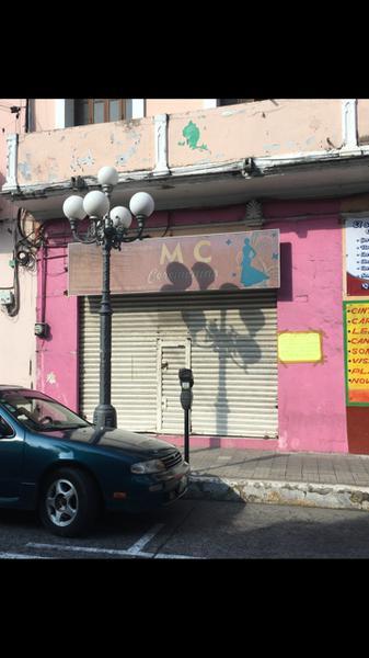 Foto Local en Renta en  Veracruz ,  Veracruz  5 de Mayo # 1614 entre Ocampo y Canal, Col. Centro, Veracruz, Ver.