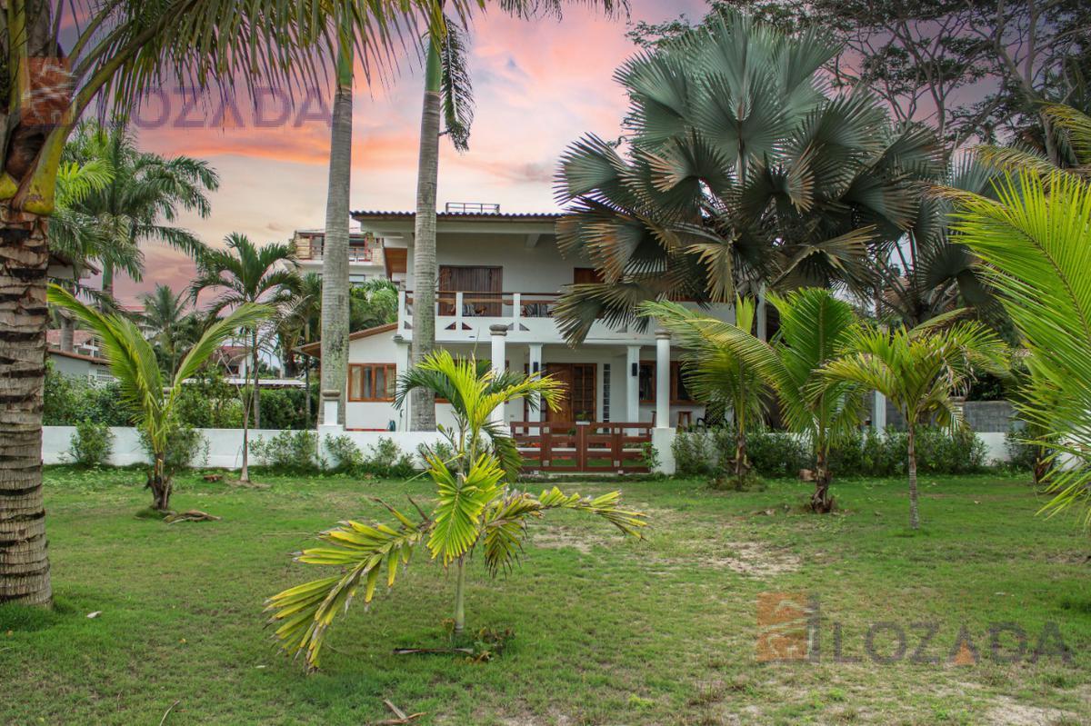 Foto Casa en Venta en  Olon,  Ruta del Sol  Vendo casa al pie del mar en Olon - Ruta del Sol