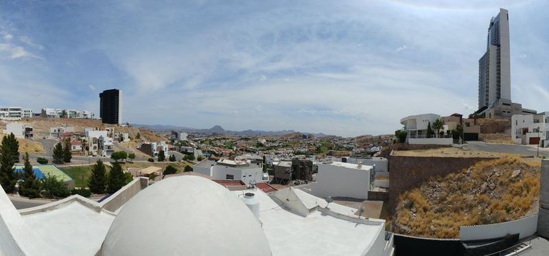 Foto Terreno en Venta en  Fraccionamiento Cumbres de San Francisco,  Chihuahua  Terreno en Venta con Vista a La Cd. Cumbres de Sanfrancis