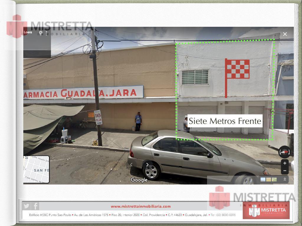 Foto Local en Renta en  Oblatos,  Guadalajara  Esteban Loera 205