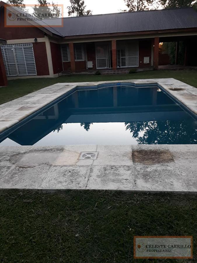 Foto Casa en Alquiler temporario en  Parque Sakura,  Countries/B.Cerrado (Exaltación)  Bernardez al 4500
