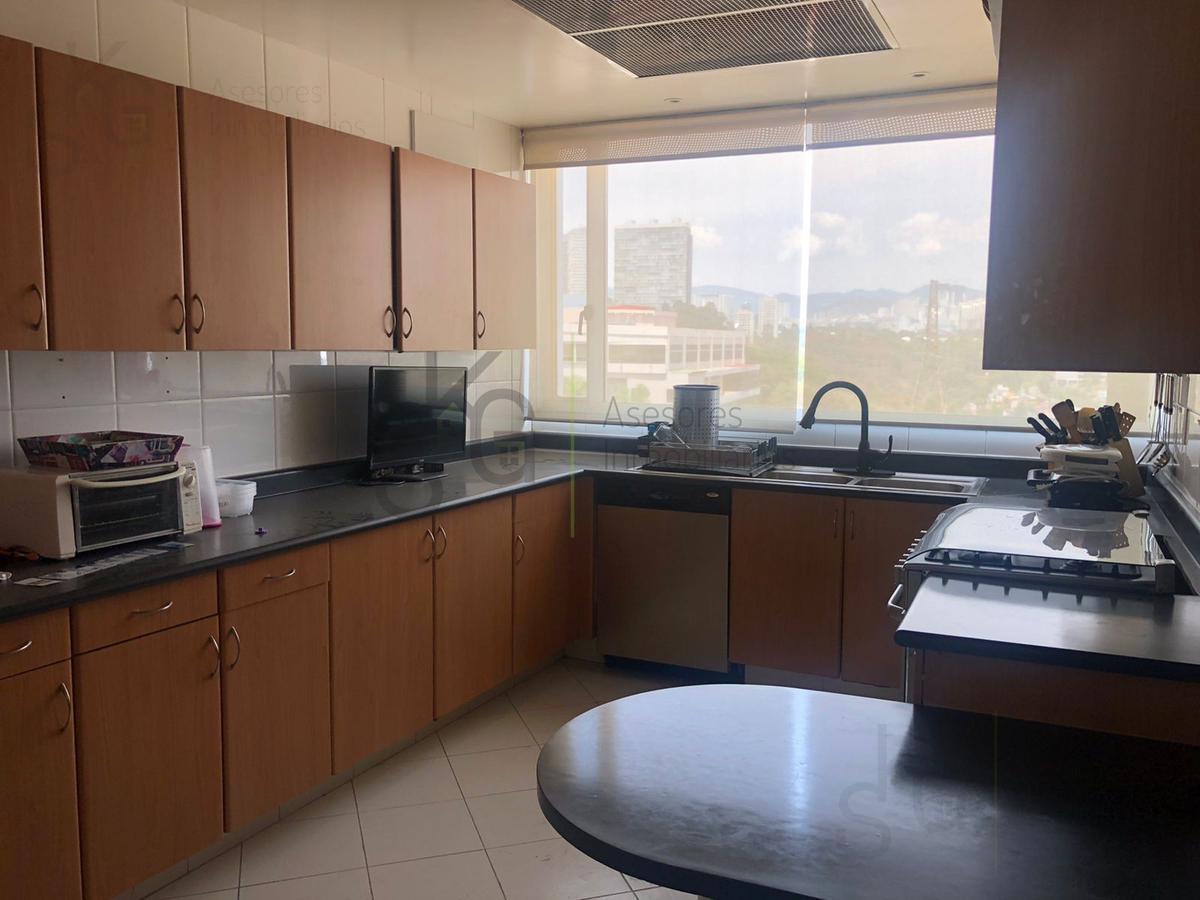 Foto Departamento en Renta en  Lomas del Chamizal,  Cuajimalpa de Morelos  SKG Asesores Inmobiliarios Renta Departamento  Amueblado en Lomas del Chamizal