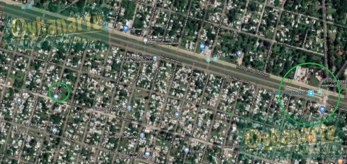 Foto Terreno en Venta en  General Rodriguez ,  G.B.A. Zona Oeste  Piedrabuena entre Mercedes y Hudson