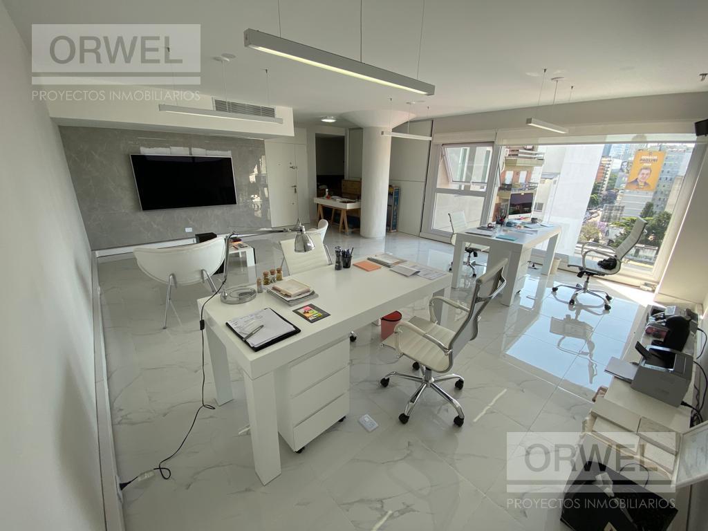 Foto Oficina en Alquiler en  Belgrano ,  Capital Federal  Av. Libertador 6000
