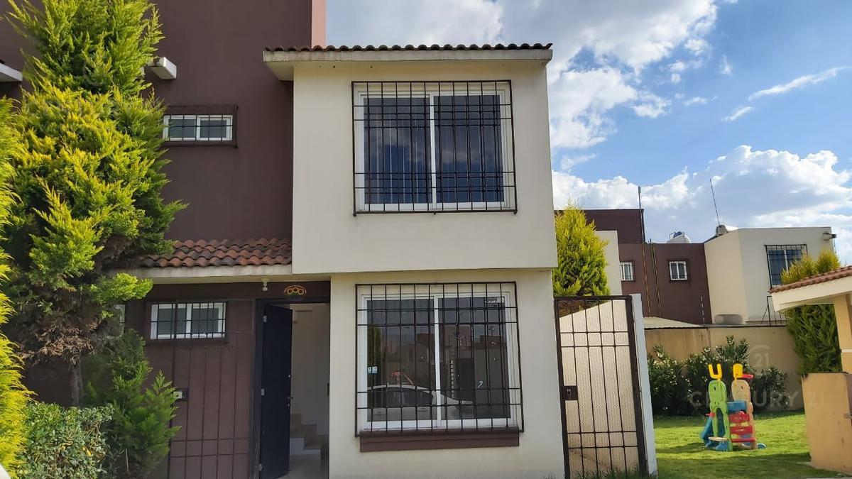 Foto Casa en condominio en Renta en  San Mateo Otzacatipan,  Toluca  CASA EN RENTA EN FRACCIONAMIENTO MISIONES II