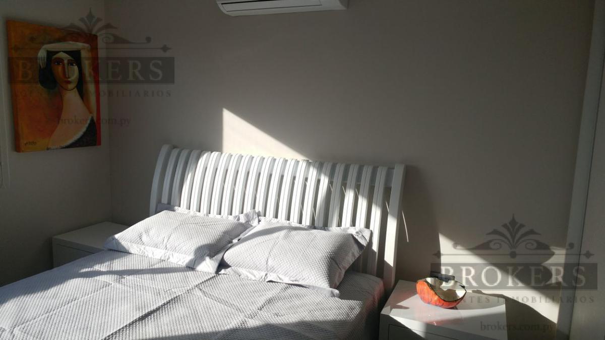 Foto Departamento en Alquiler en  Recoleta,  La Recoleta  Alquilo Departamento Amoblado De Un Dormitorio En Villa Morra