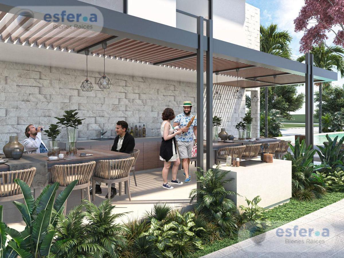 Foto Casa en Venta en  Pueblo Cholul,  Mérida  CASA EN VENTA PRIVADA MARUVA EN CHOLUL