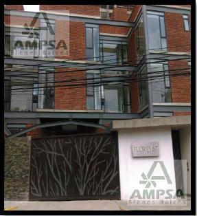 Foto Departamento en Renta en  Los Alpes,  Alvaro Obregón  Las Flores