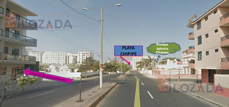 Foto Departamento en Venta en  Chipipe,  Salinas      Vendo departamento Salinas  Chipipe 3 Dormitorios $89.000