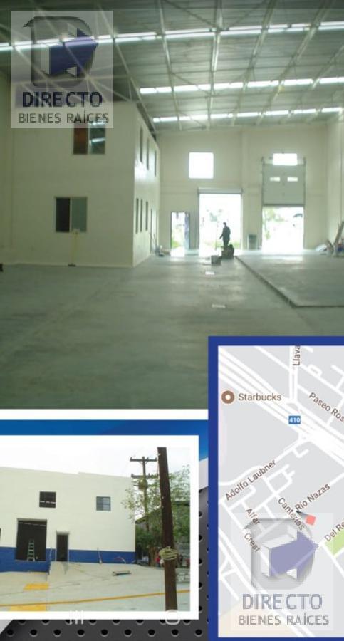Foto Bodega Industrial en Renta en  Zona Valle Oriente Sur,  San Pedro Garza Garcia  VALLE ORIENTE