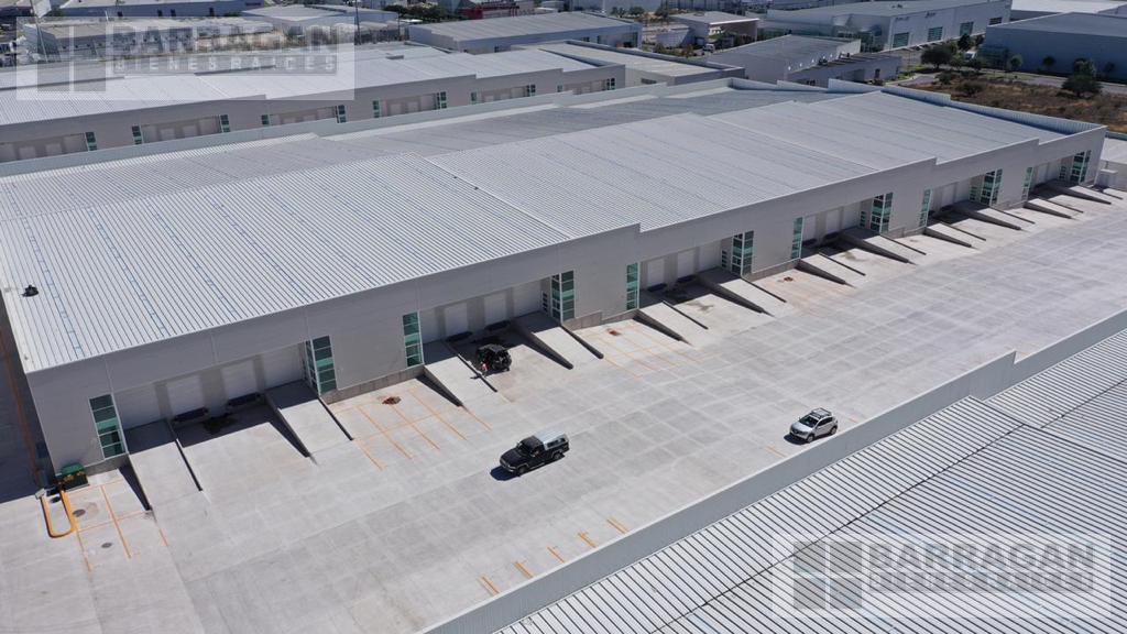 Foto Bodega Industrial en Renta en  Parque industrial Parque Industrial El Marqués,  El Marqués  RENTA BODEGA DE 499 M2, PARQUE INDUSTRIAL EUROPARK
