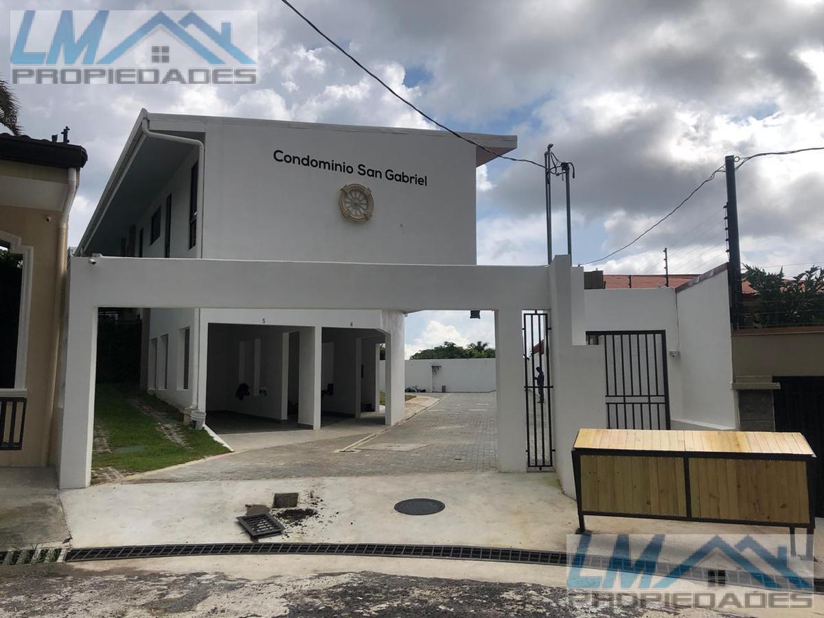 Foto Departamento en Renta en  Pozos,  Santa Ana  Condominio San Cristobal Pozos Santa Ana