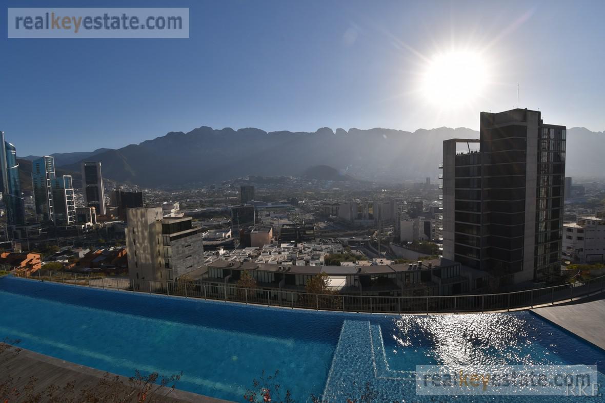 Foto Departamento en Renta en  Mirador Del Campestre,  San Pedro Garza Garcia  Departamento en venta o renta en Torre Kalah