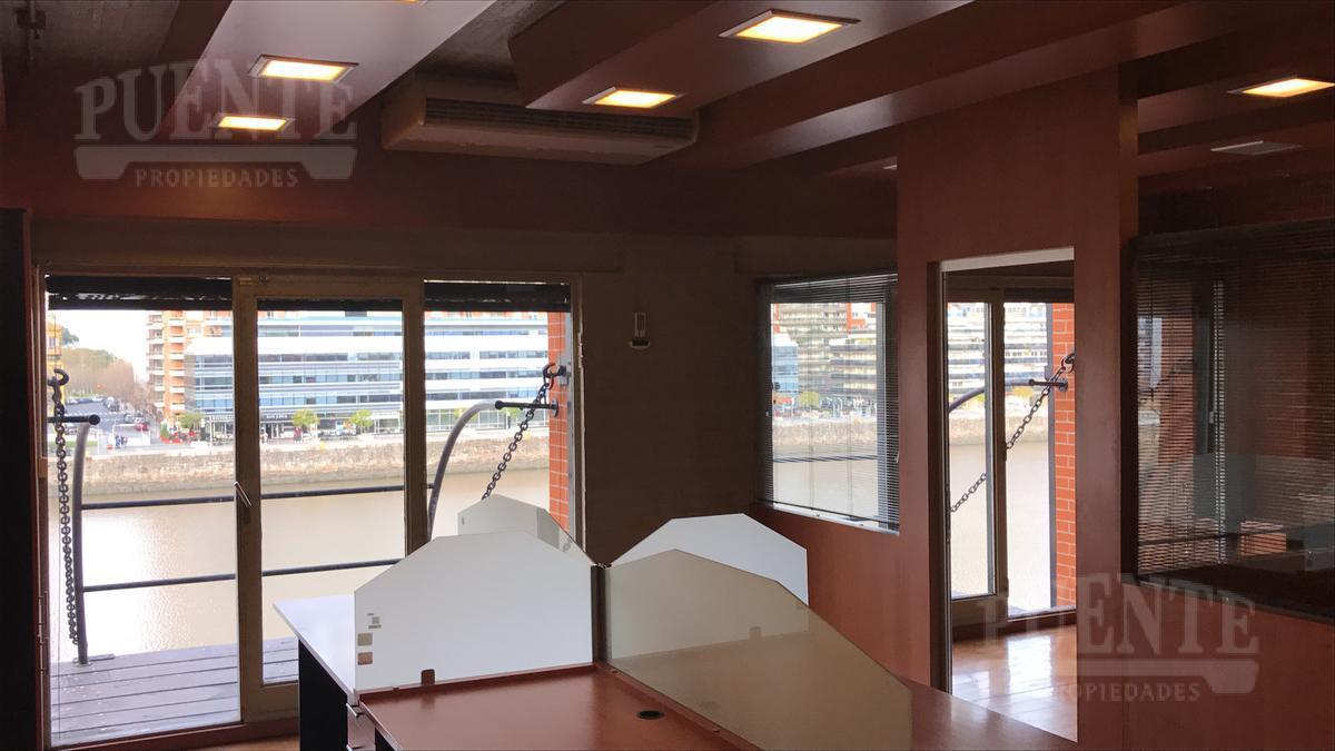 Foto Oficina en Alquiler | Venta en  Puerto Madero,  Centro  Alicia Moreau de Justo 1020, piso 3º
