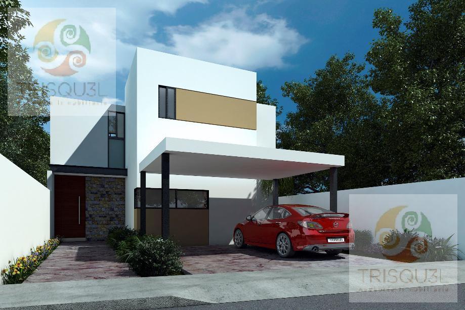 Foto Casa en Venta en  Pueblo Conkal,  Conkal  Casa en Venta Santa Isabel  Conkal,Mérida Yucatán