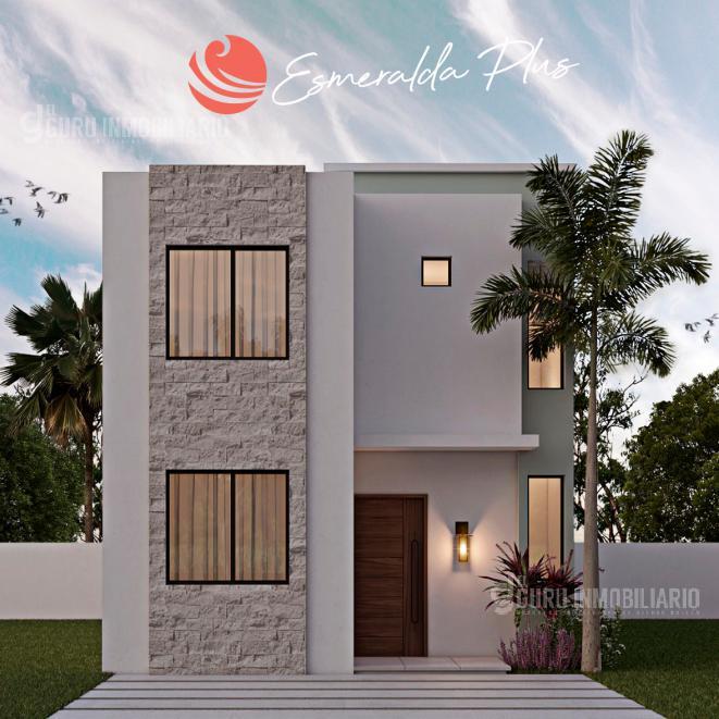 Foto Casa en Venta en  Fraccionamiento Puerta del Sol,  Mazatlán  Casa en Venta Modelo Esmeralda Plus en Bahía Coto Residencial