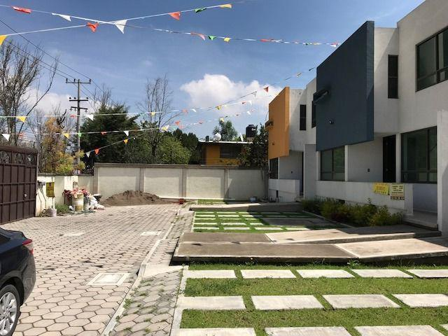 Foto Casa en condominio en Venta en  Lago de Guadalupe,  Cuautitlán Izcalli  Lago de Guadalupe Cuautitlán Izcalli Casas Nuevas en Venta