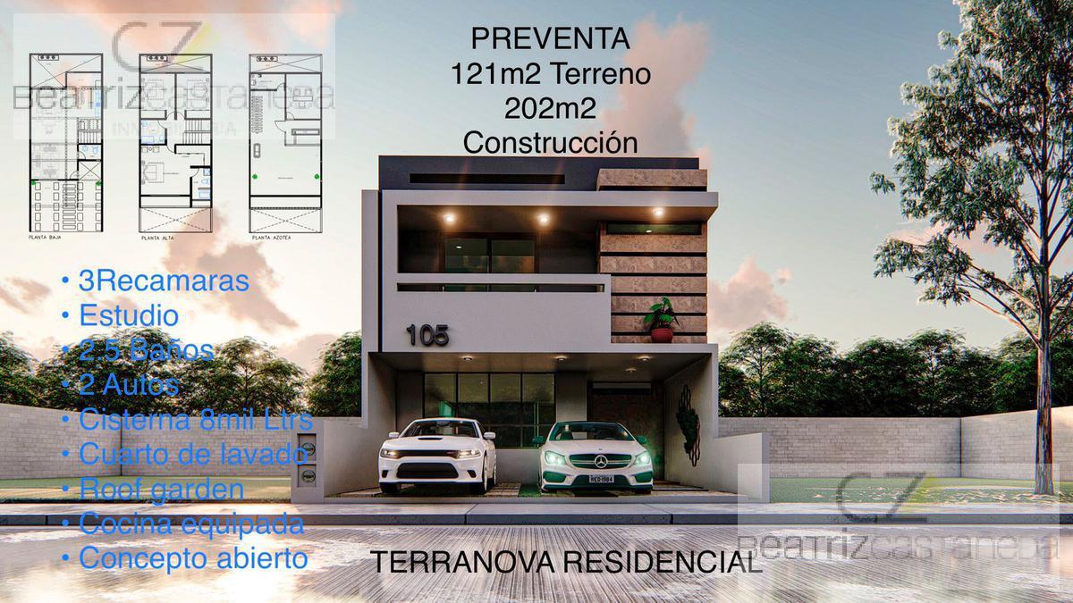 Foto Casa en Venta en  Pachuca ,  Hidalgo  TERRANOVA, CALLE CAMPUS, PACHUCA, HGO.