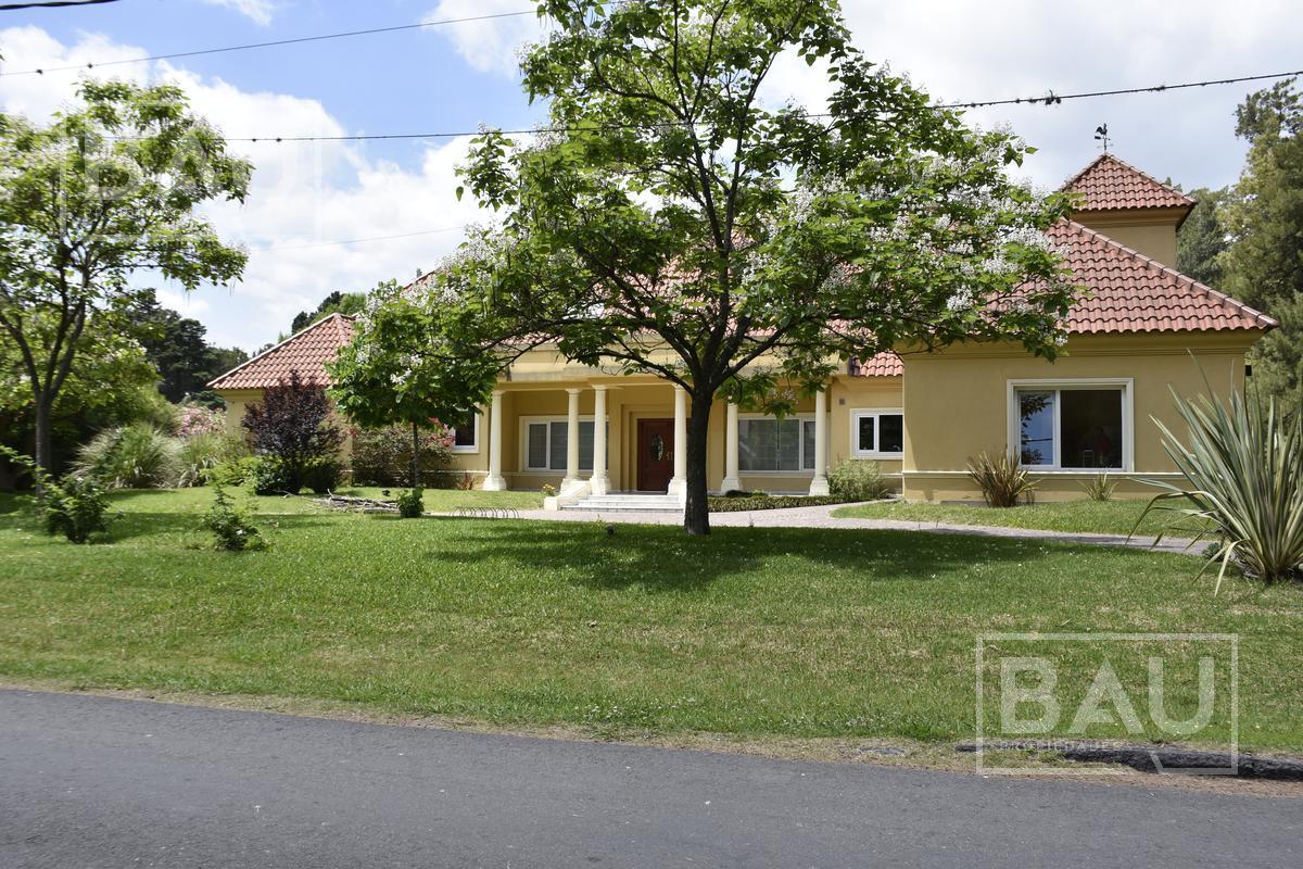 Foto Casa en Alquiler en  San Diego C.C,  Countries/B.Cerrado (Moreno)  Propiedad en Alquiler temporario