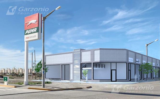 Foto Local en Alquiler en  Trelew ,  Chubut  Av. Musters e/ F. Quiroga y El Carmen